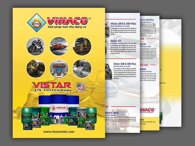 Catalogue VINACO VISTAR